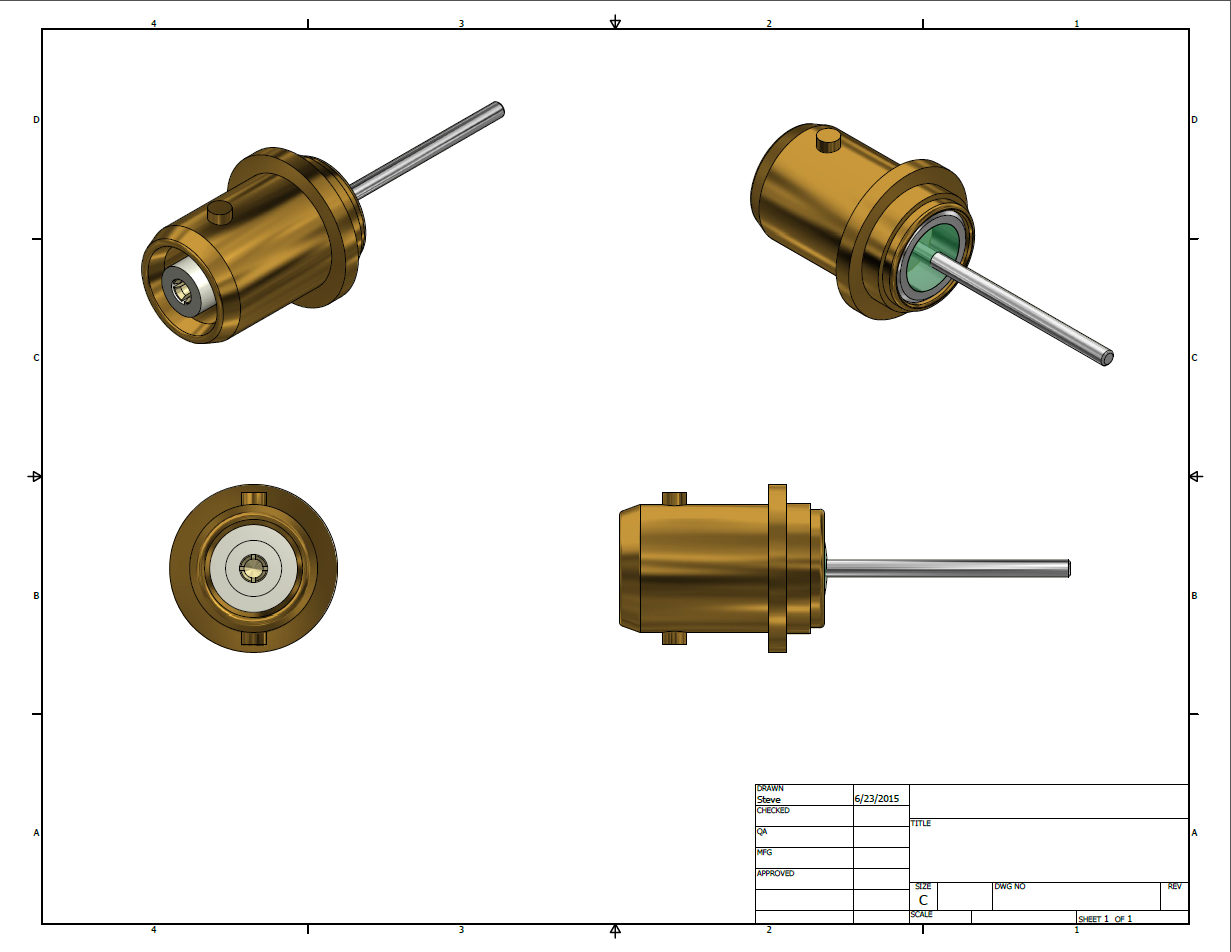 bnc compression connector instructions